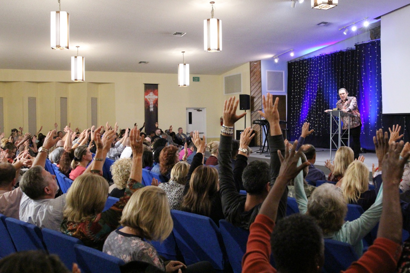 One Night Holy Ghost Meeting