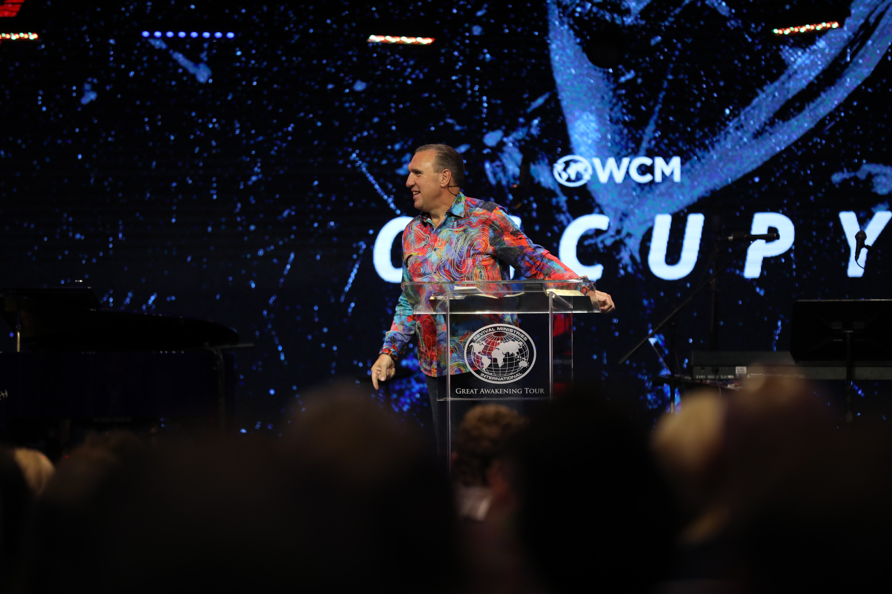 Winter Campmeeting: Occupy | Day 3