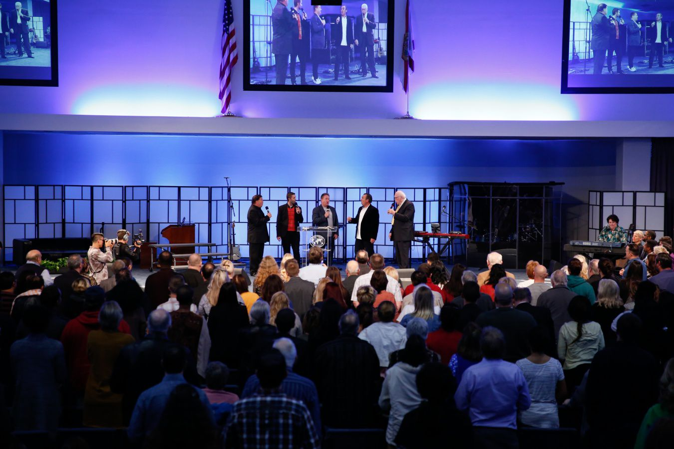 Winter Campmeeting Day 8