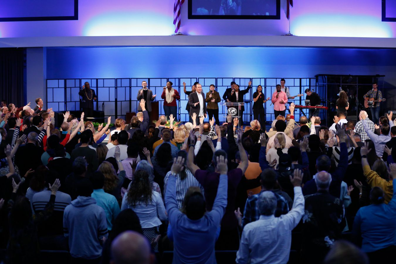 Spring Ministers' & Leaders' Conference 2017