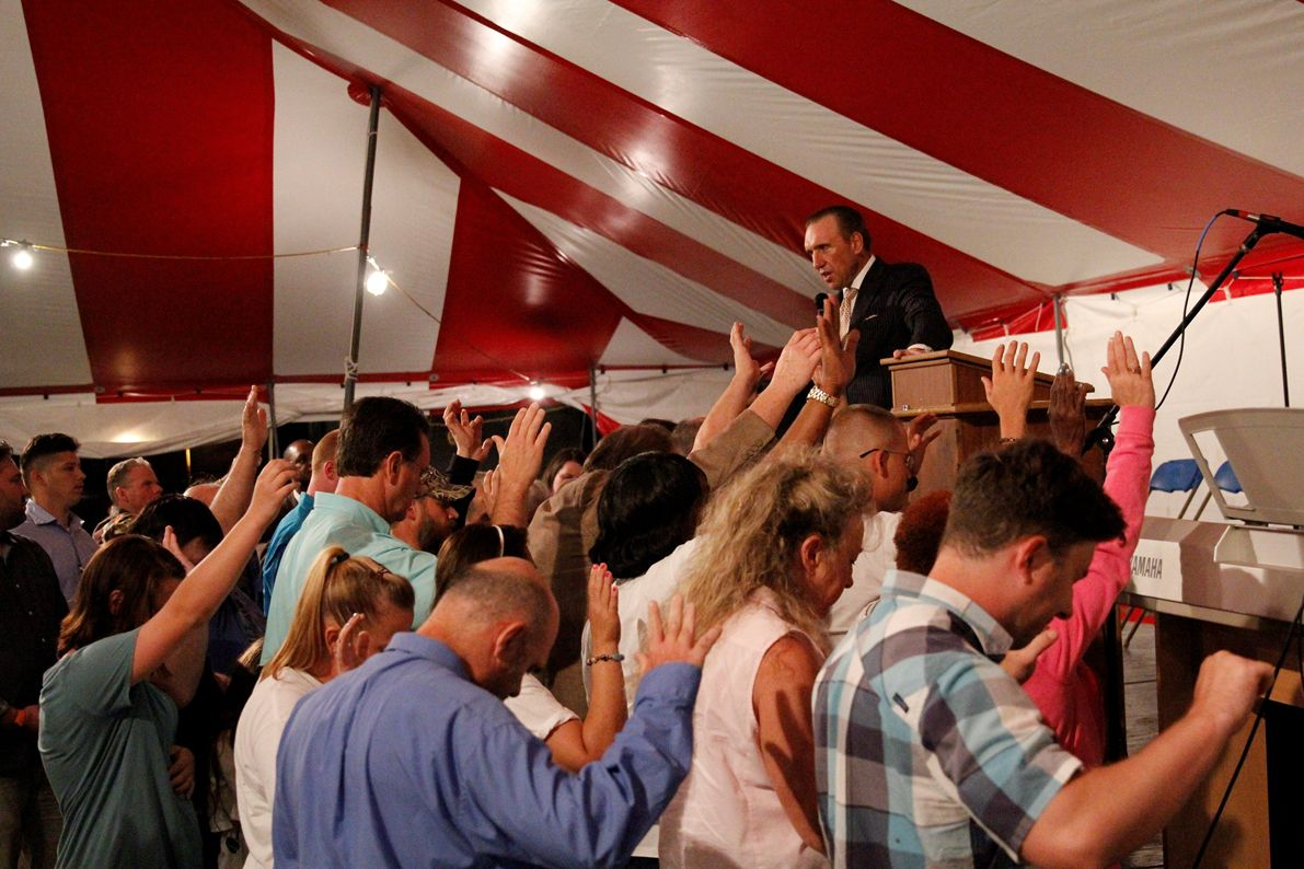 Tent Revival Plant City