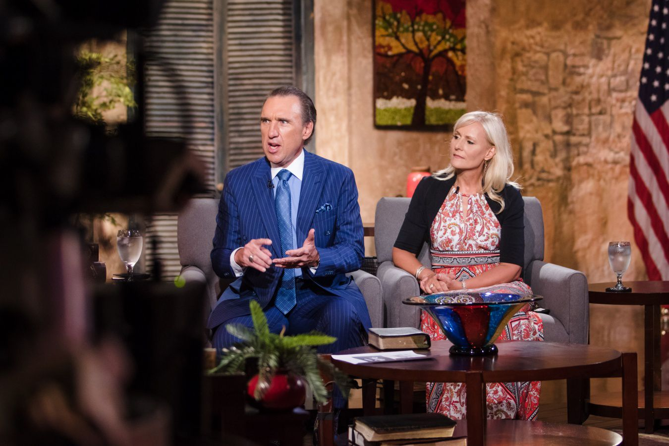DayStar TV Interview with Marcus and Joni Lamb