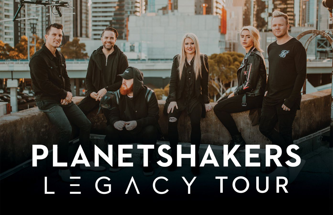 Planetshakers at The River Church