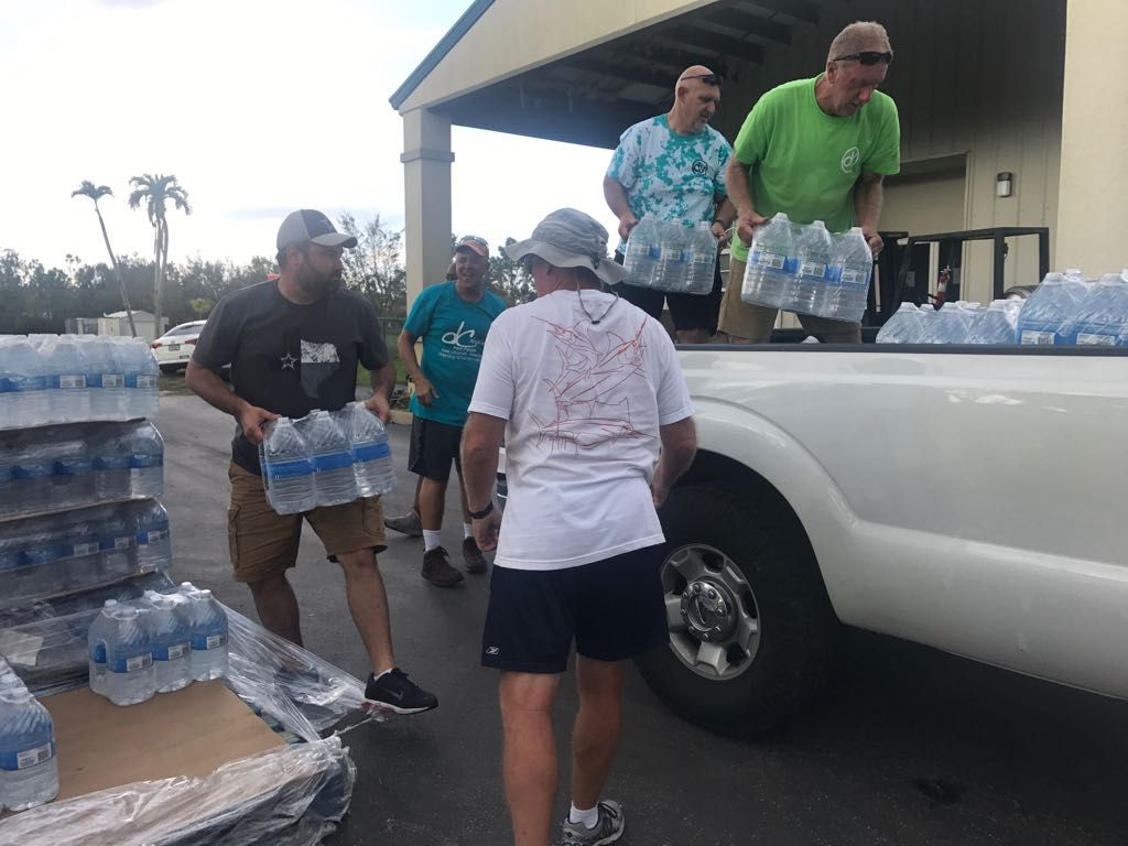 River Church Hurricane Relief Team In Naples FL Week 2 Day 3