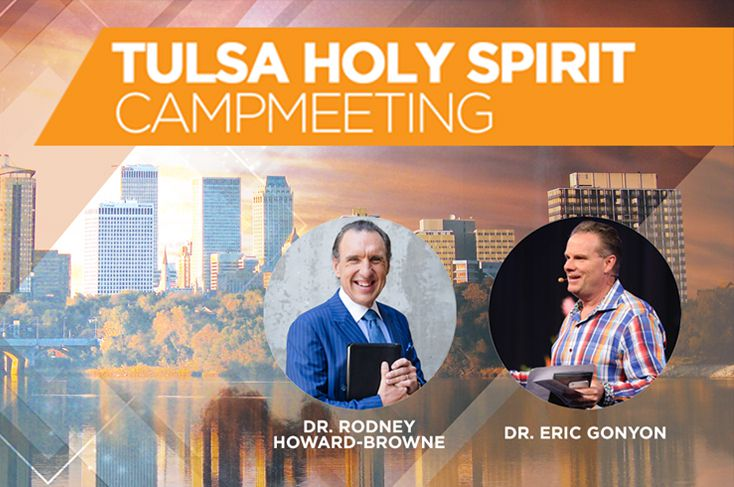 Tulsa Holy Spirit Campmeeting