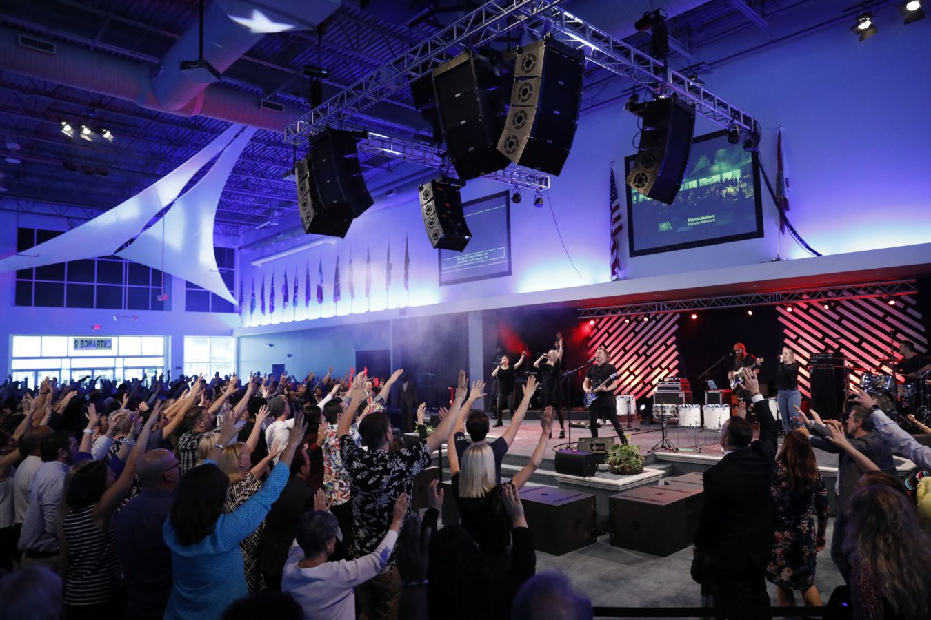 The Main Event with Planetshakers