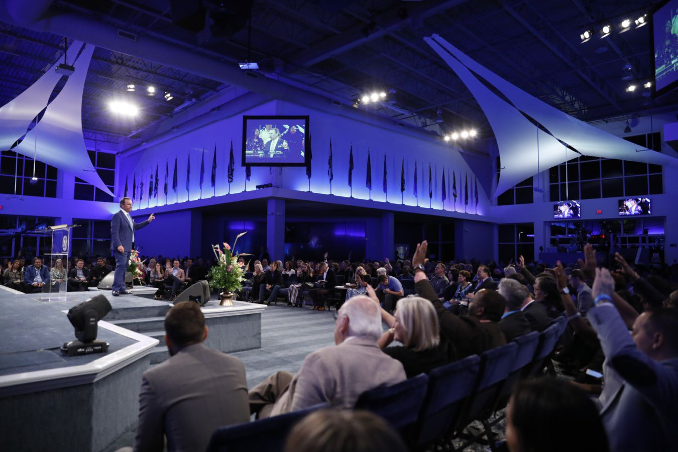 Fall Ministers' Conference Day 1