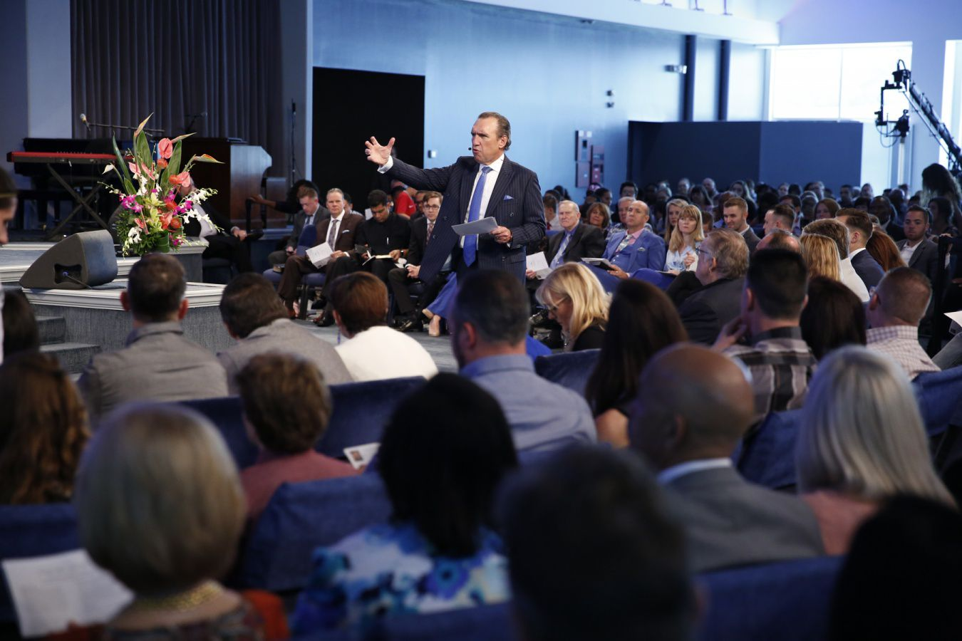 Fall Ministers' Conference Day 8