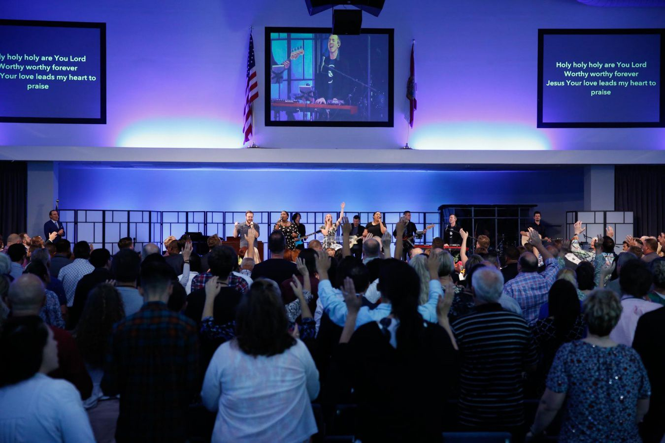 One Night Holy Ghost Revival Malabar, FL