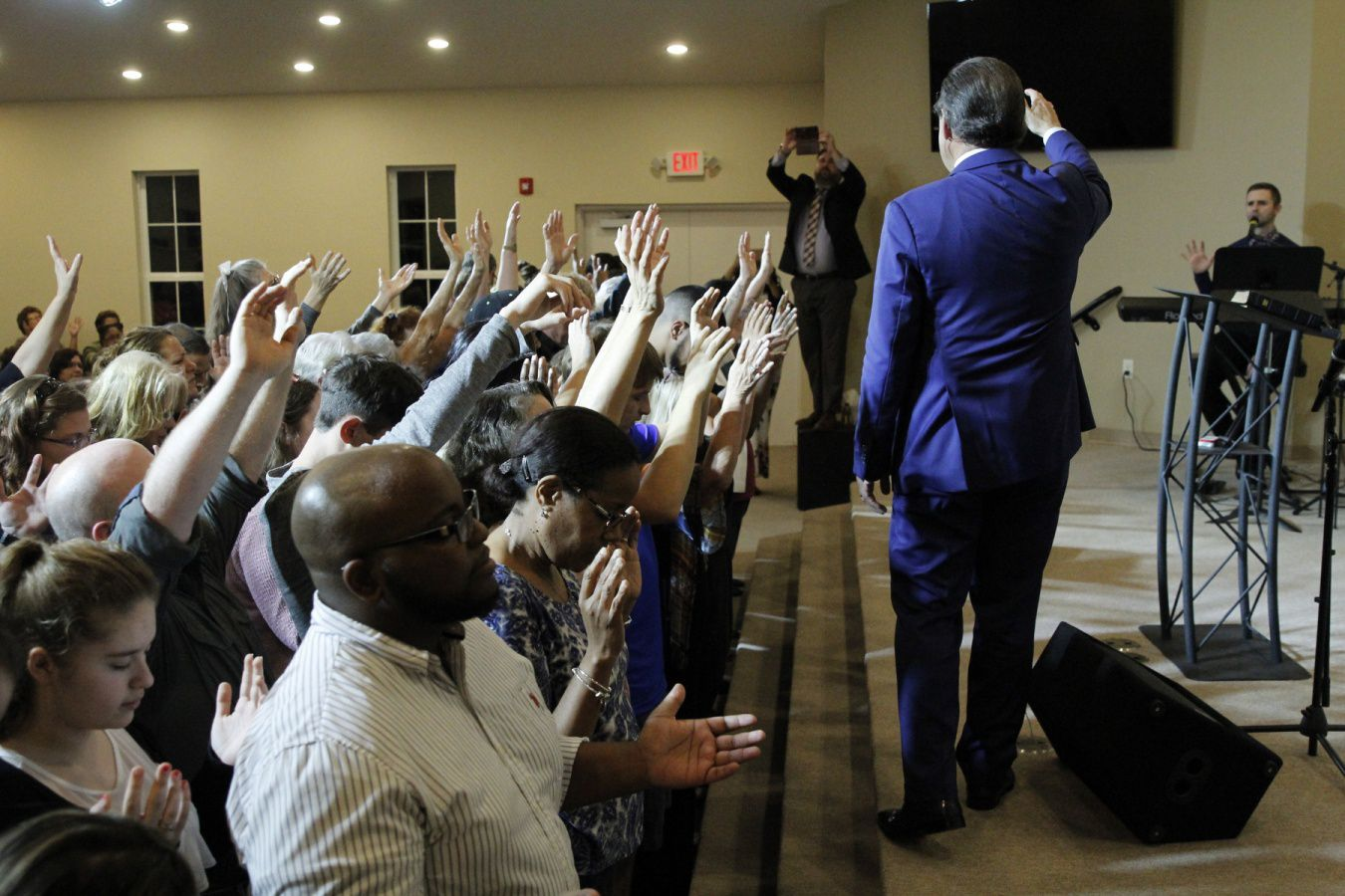 One Night Holy Ghost Revival: City 10, Malabar FL