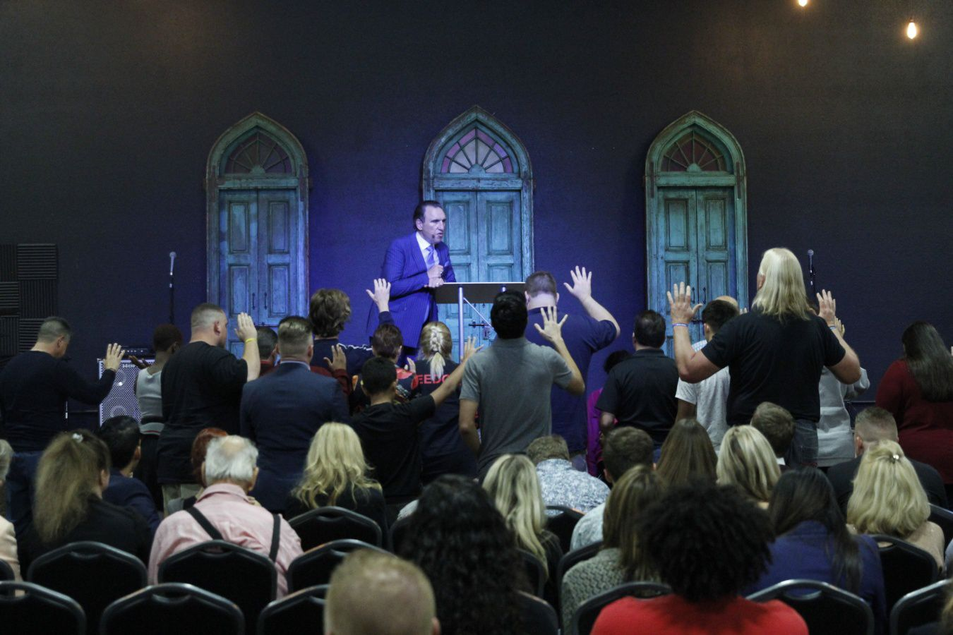 One Night Holy Ghost Revival: City 11, Orlando FL