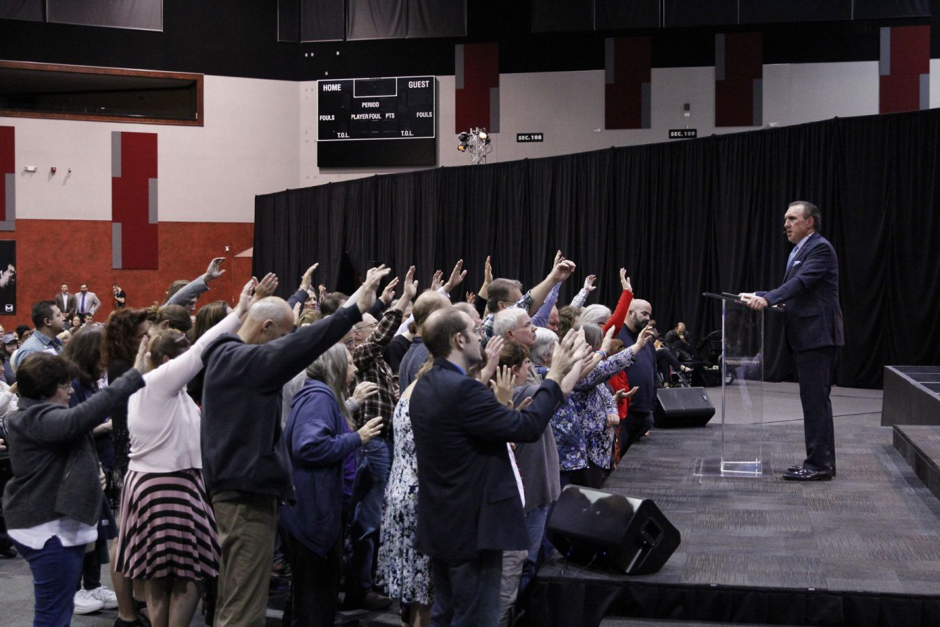 Tulsa Ok, Holy Spirit Meetings, Day 5