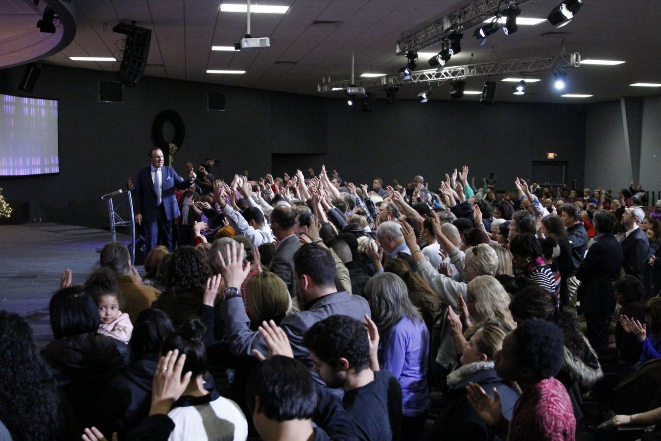 One Night Holy Ghost Revival: City 18, Fitchburg MA