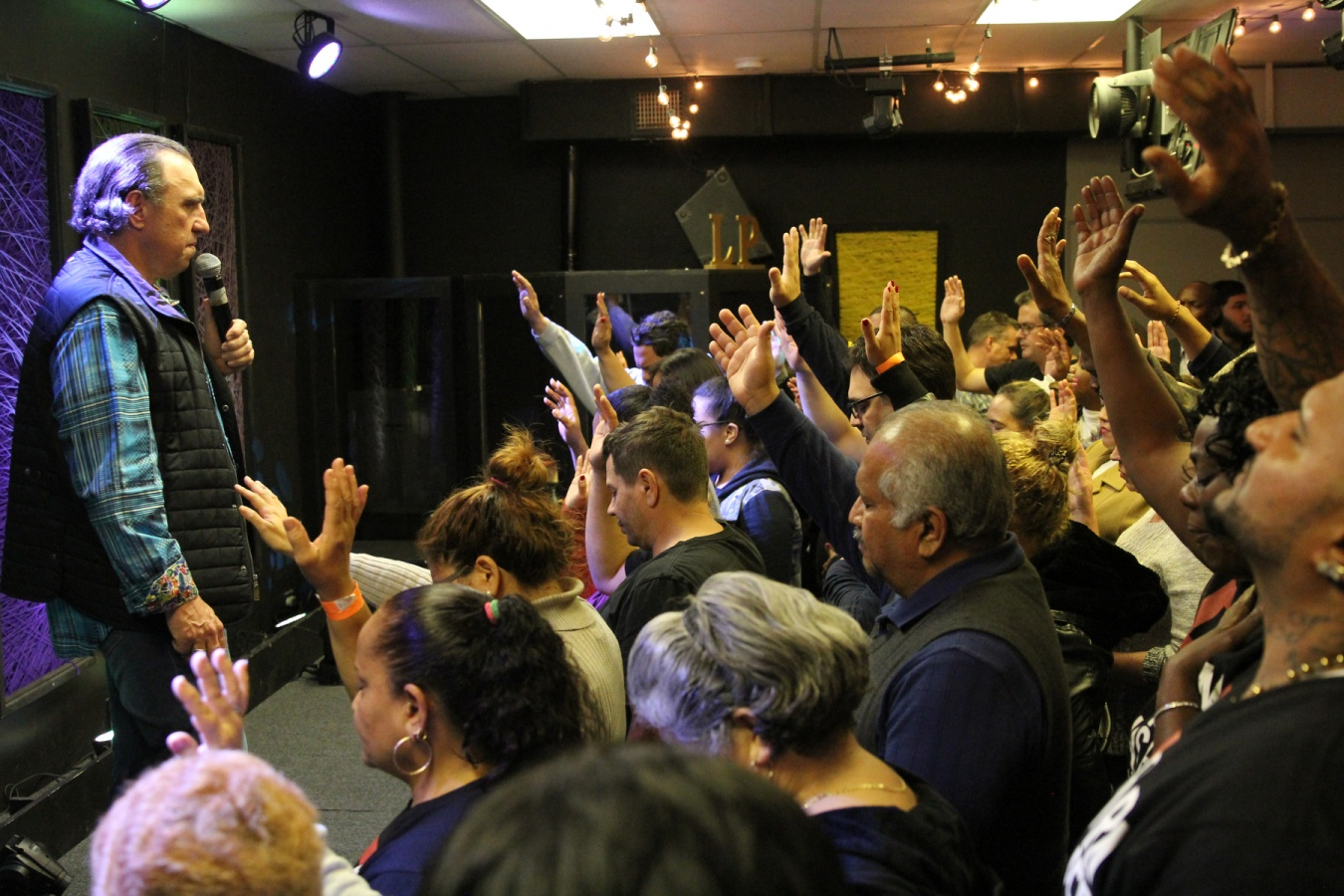 One Night Holy Ghost Revival: City 19, Miami FL