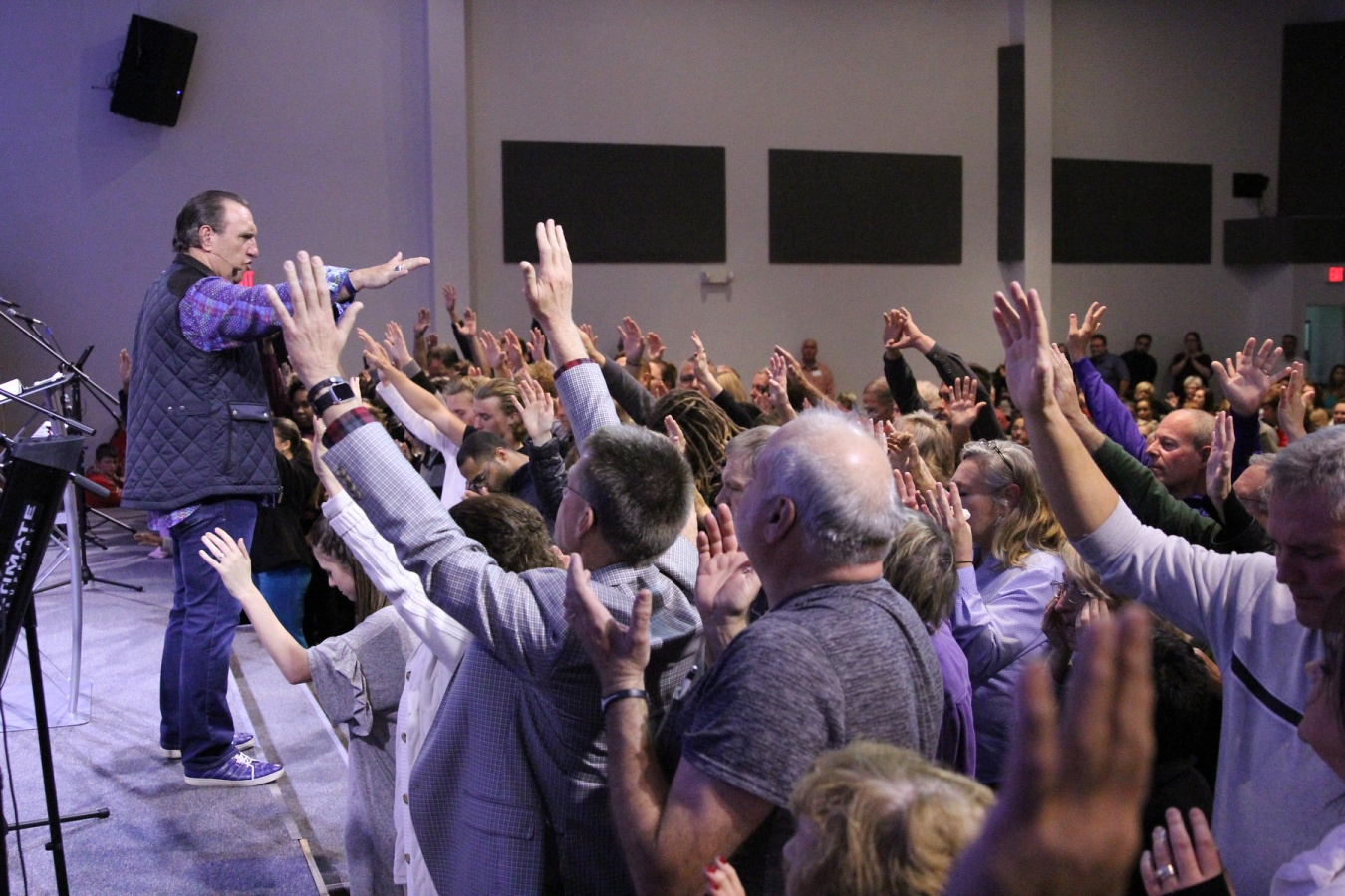 One Night Holy Ghost Revival: City 20, Naples FL