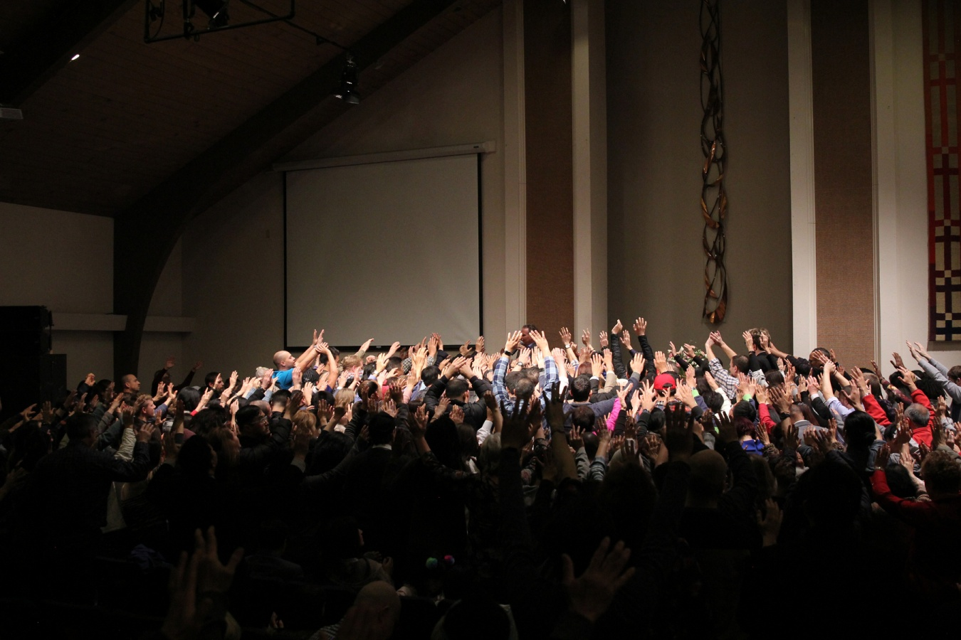 One Night Holy Ghost Revival: City 22, Bellevue WA