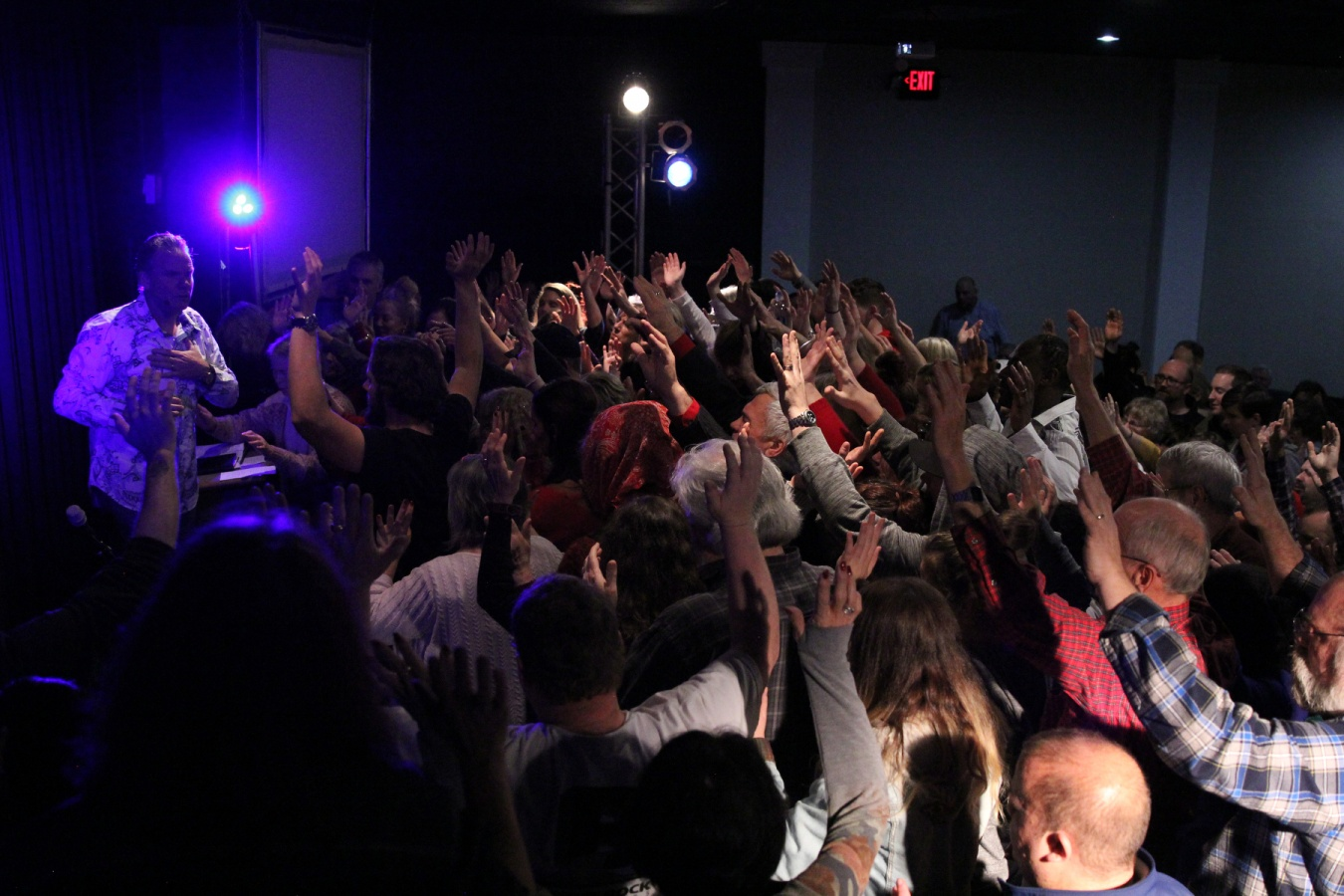 One Night Holy Ghost Revival: City 23, Salem OR