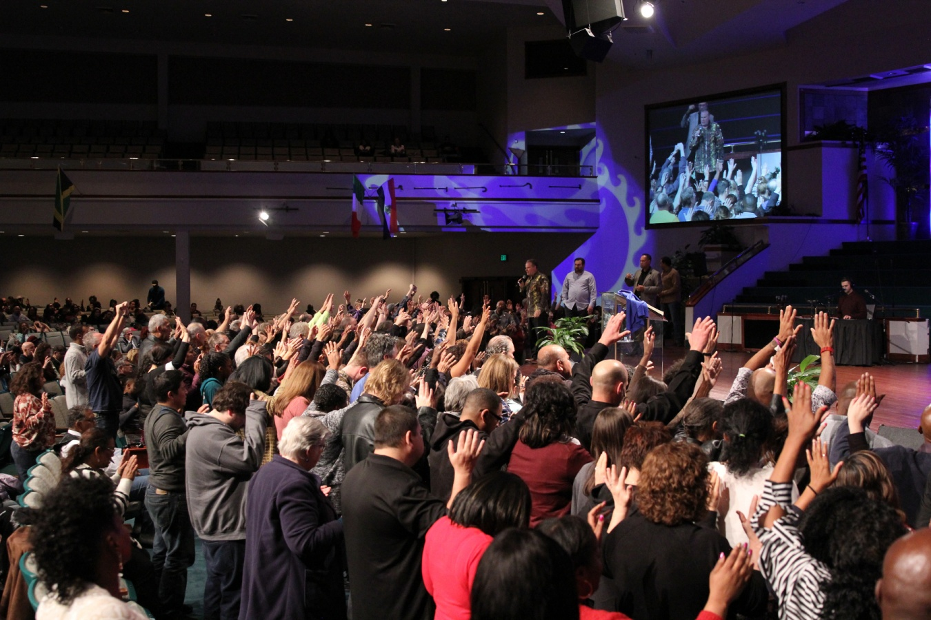 One Night Holy Ghost Revival: City 24, Sacramento CA