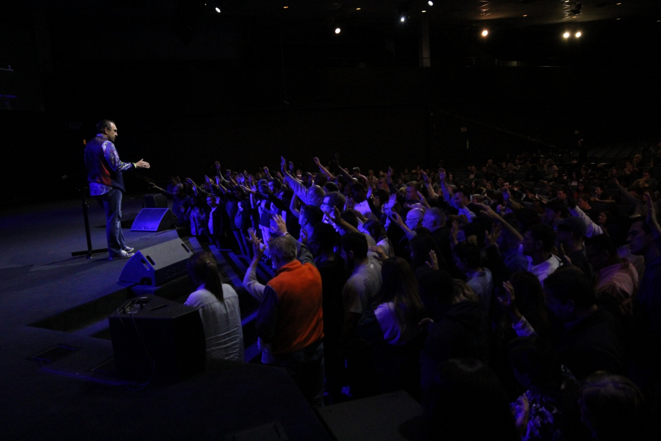 CFNI Revival - Dallas TX, Night 1