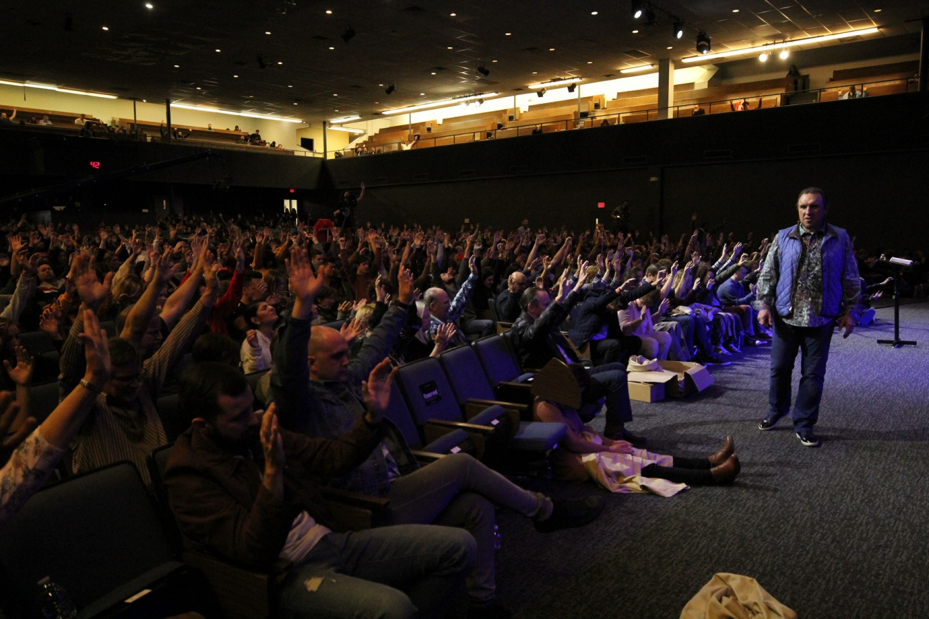 CFNI Revival - Dallas TX, Morning 1