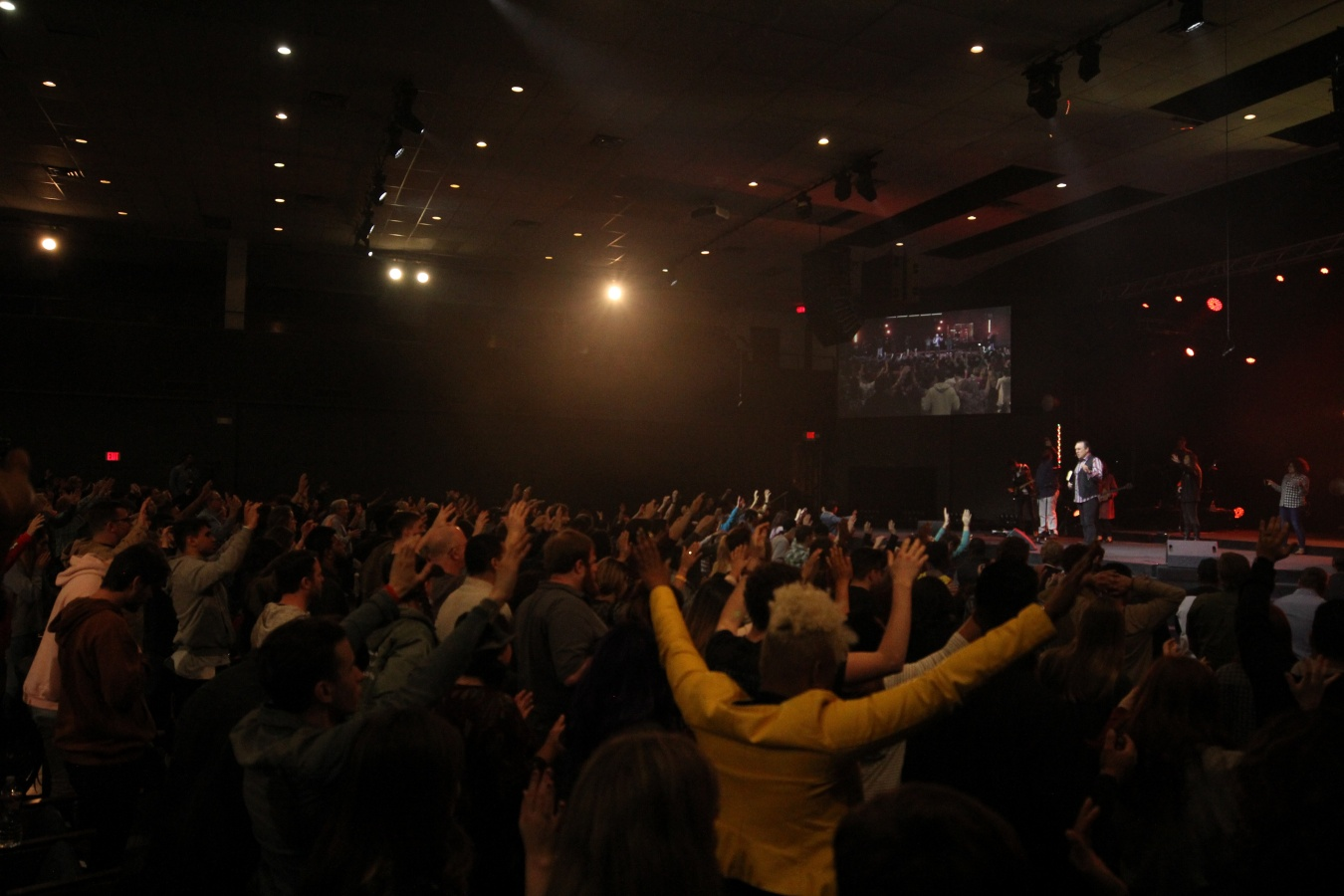 CFNI Revival - Dallas TX, Morning 2