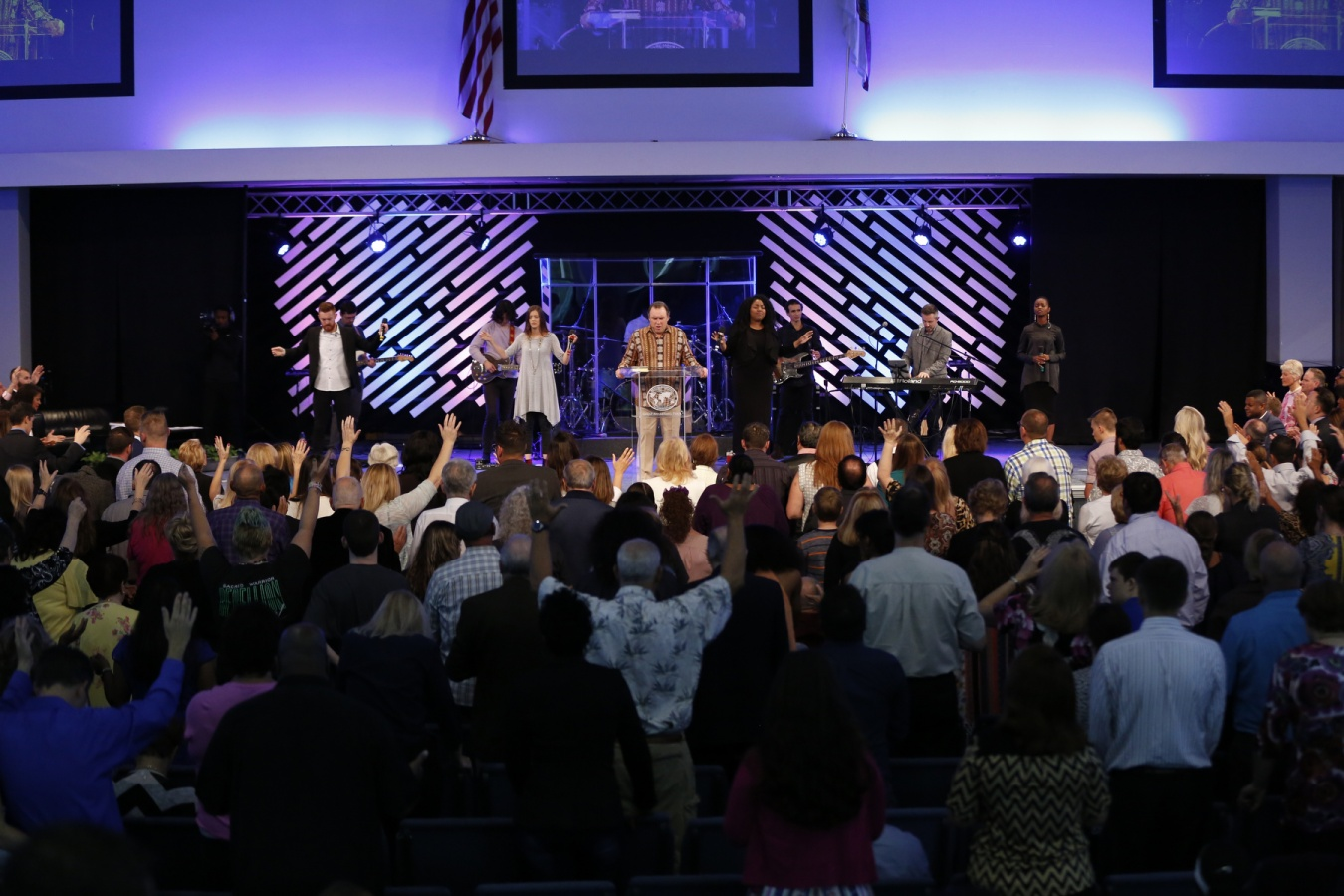 Spring Ministers' and Leaders' Conference 2019