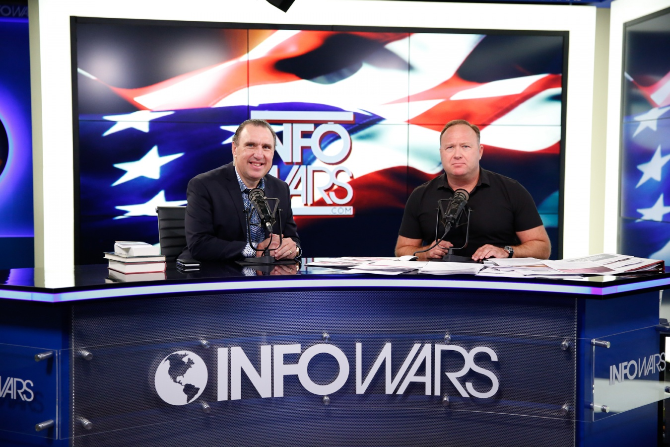 Alex Jones Interview