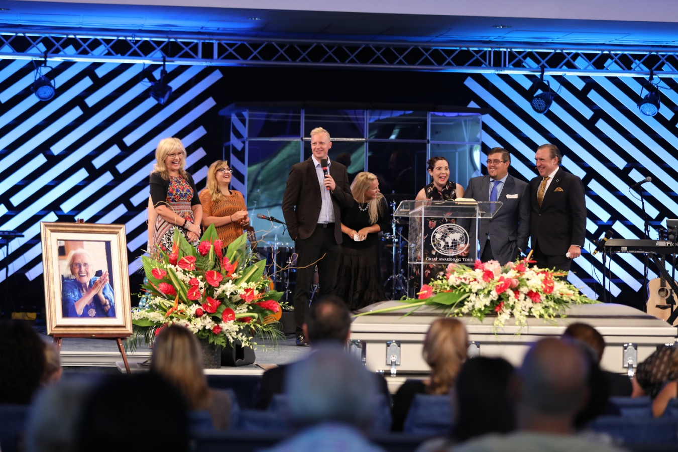 A Celebration of Life for Pastor Lorna Howard-Browne