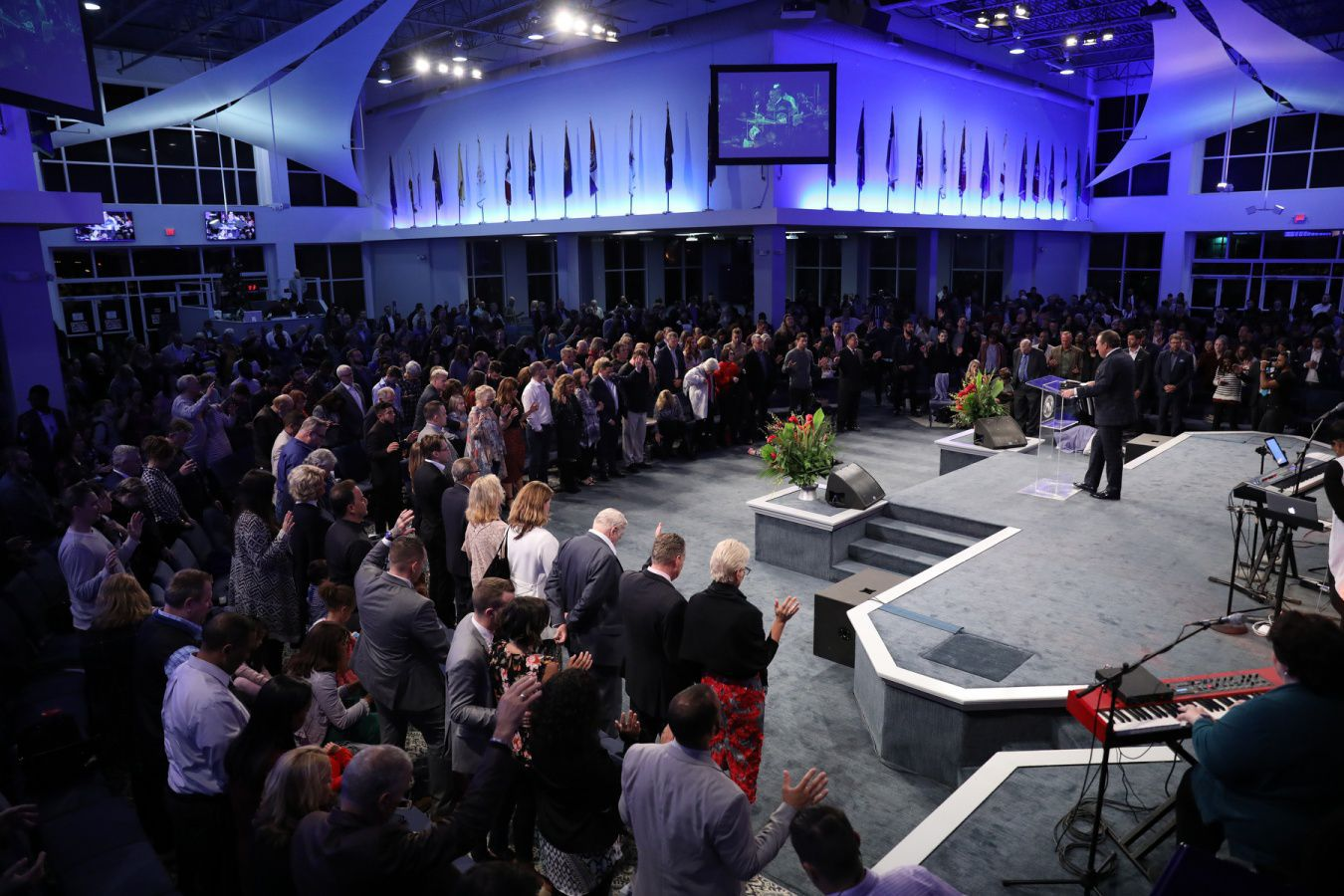 Winter Campmeeting - Day 8