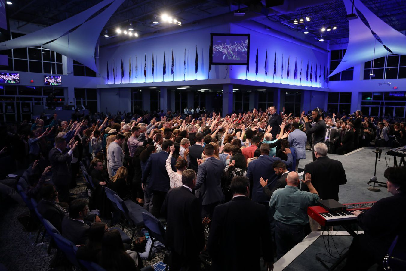 Winter Campmeeting - Day 5