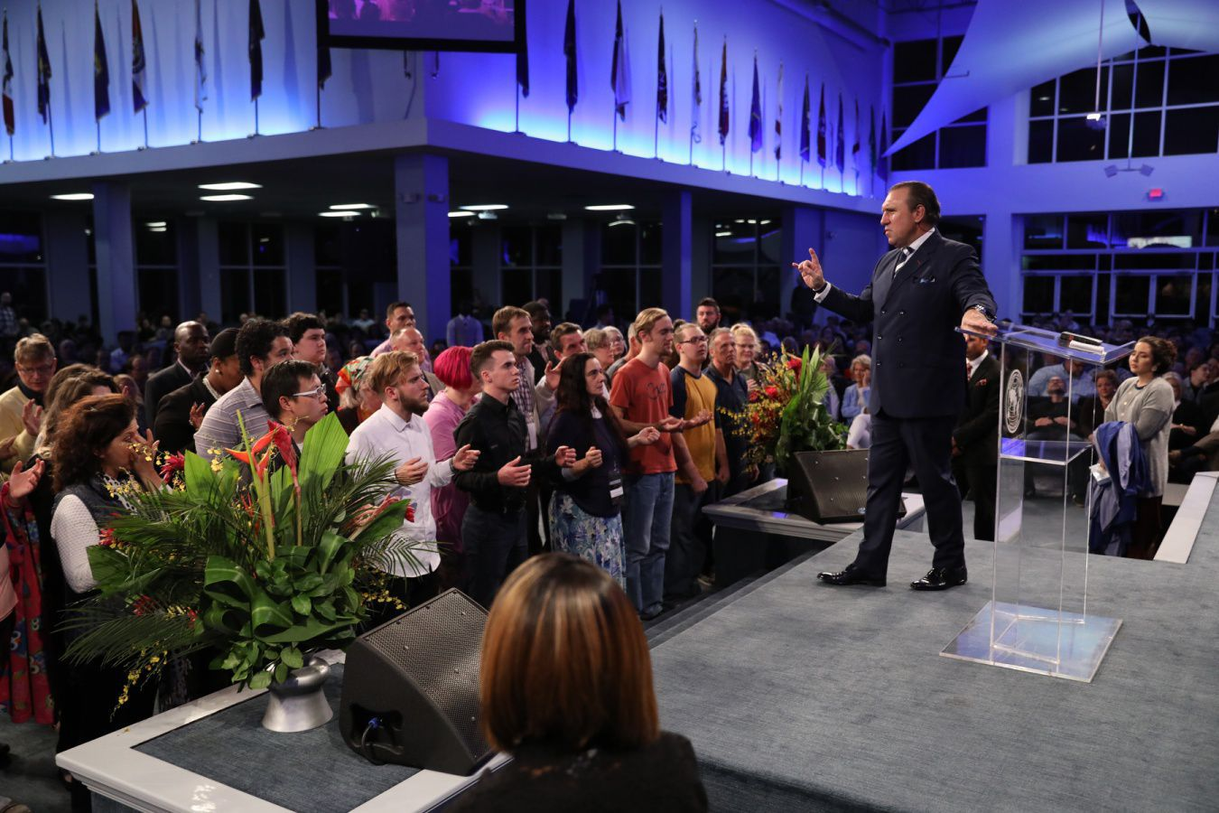 Winter Campmeeting - Day 7