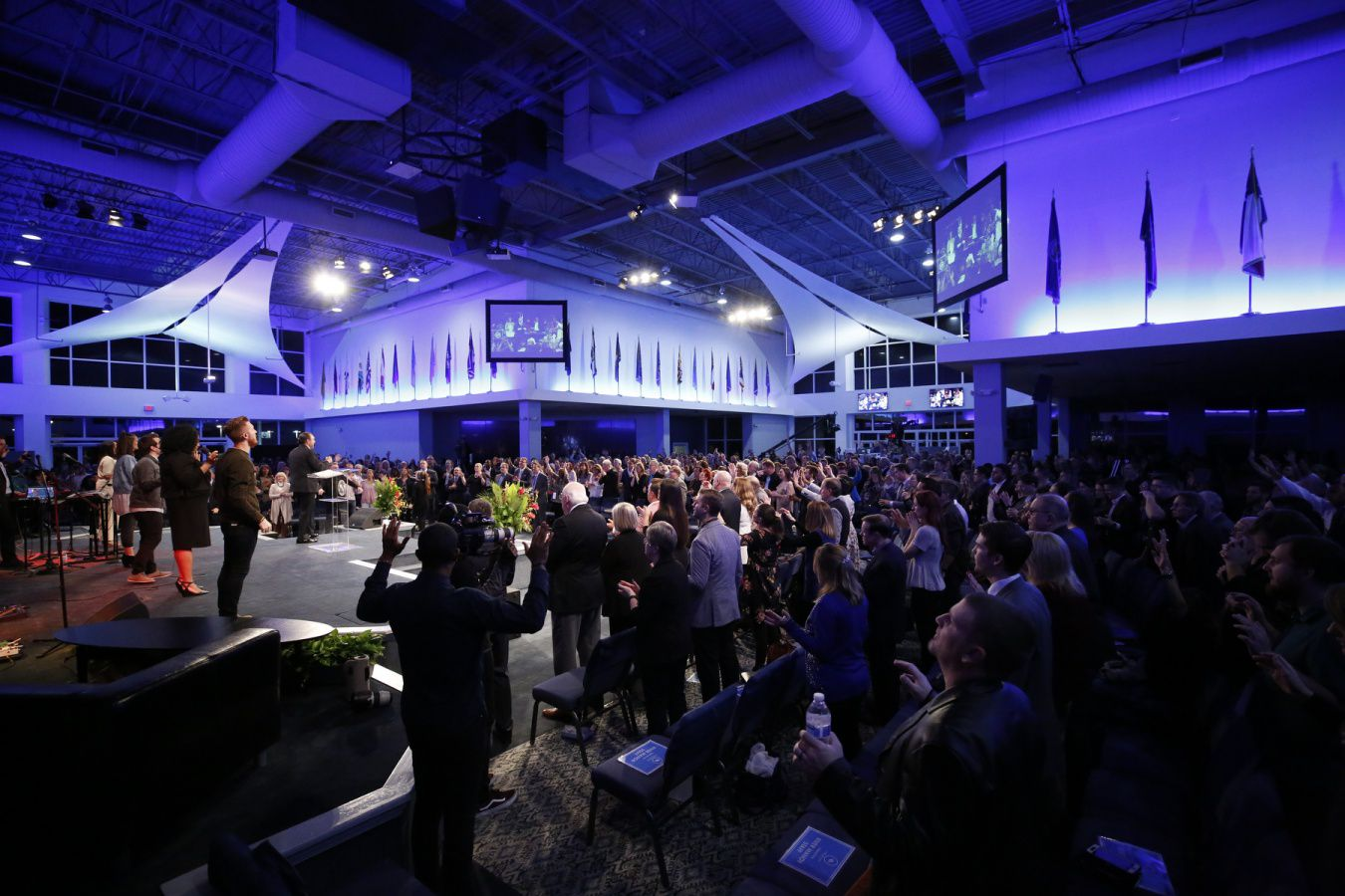 Winter Campmeeting Recap, New Building & 300 Cities Update