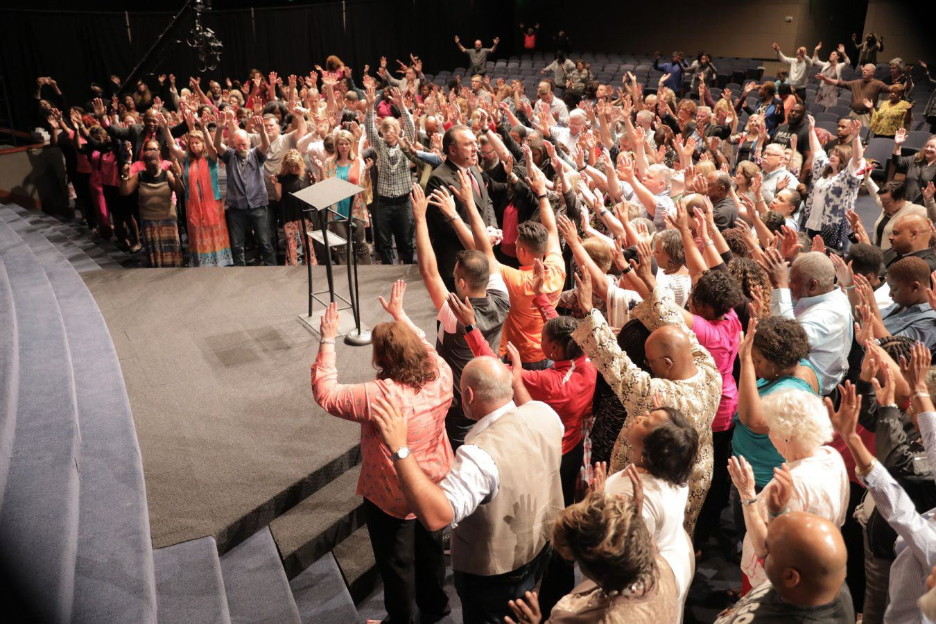 One Night Holy Ghost  Meetings: Birmingham, Alabama