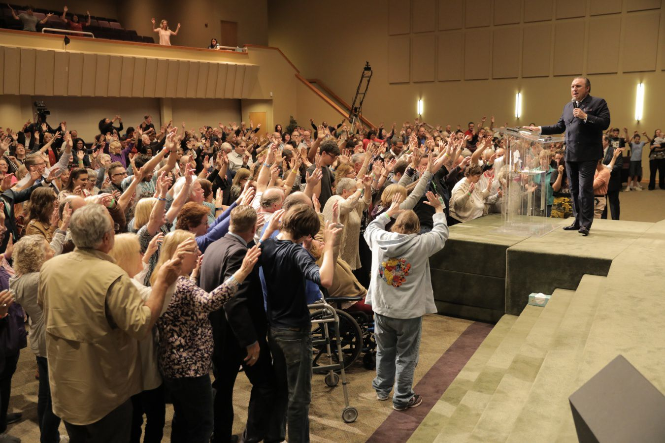 One Night Holy Ghost Meetings: Scranton, Pennsylvania