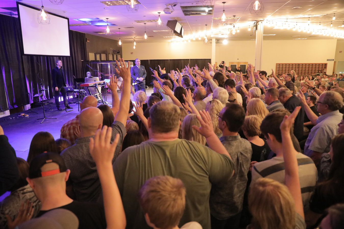 One Night Holy Ghost Meetings: Vancouver, Washington