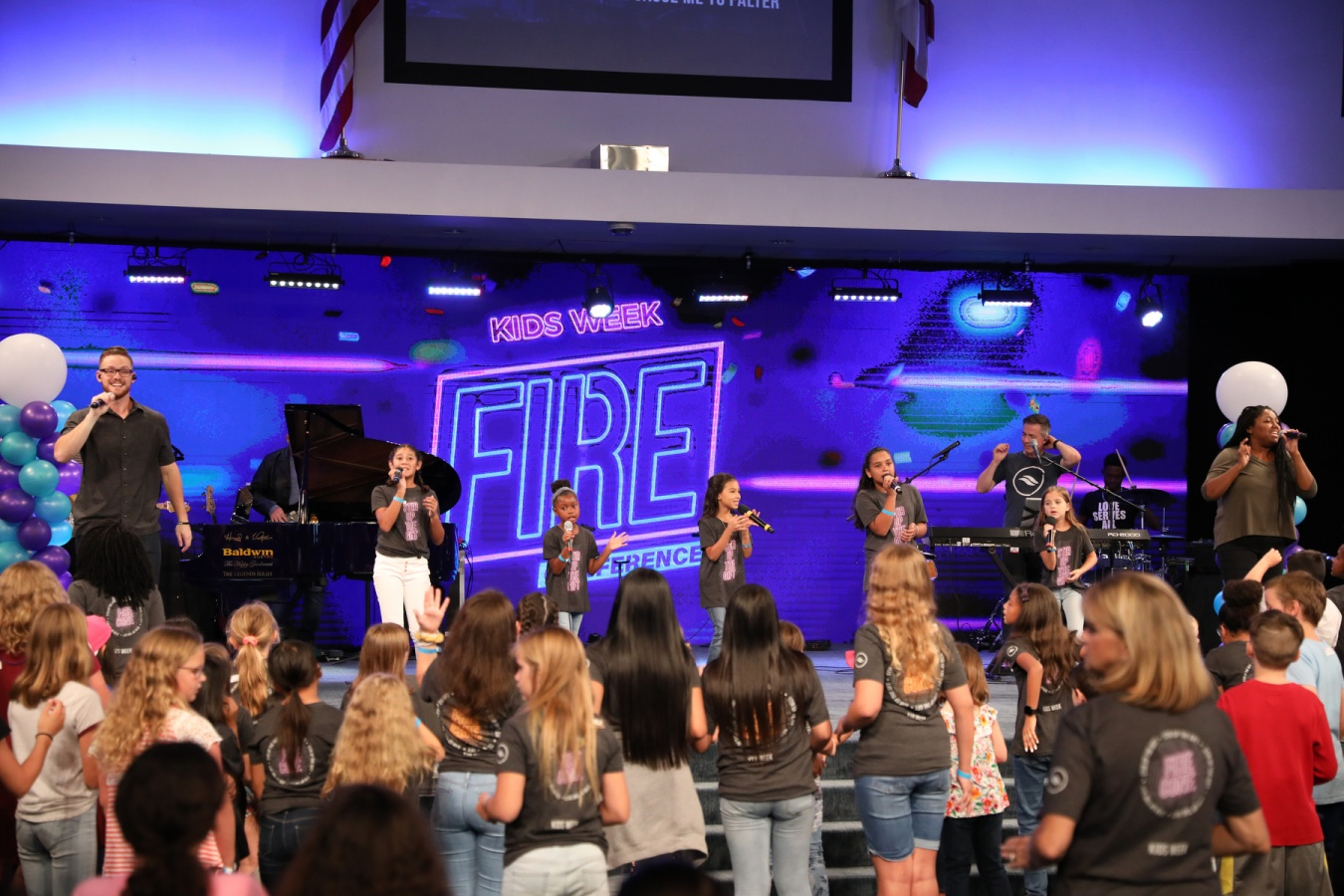 Fire Conference: Kids Week Day 5