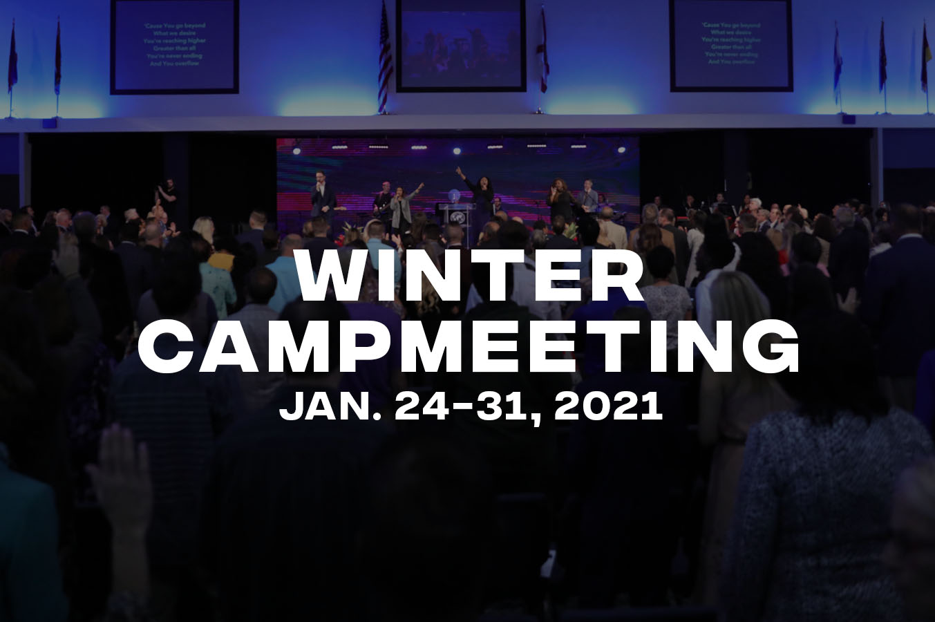 Winter Campmeeting 2021