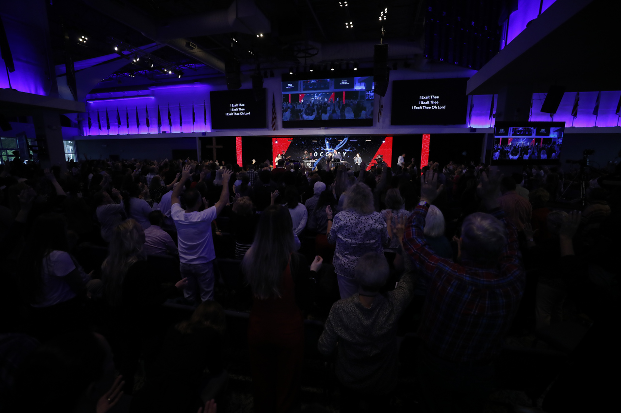 Winter Campmeeting: Occupy | Day 4
