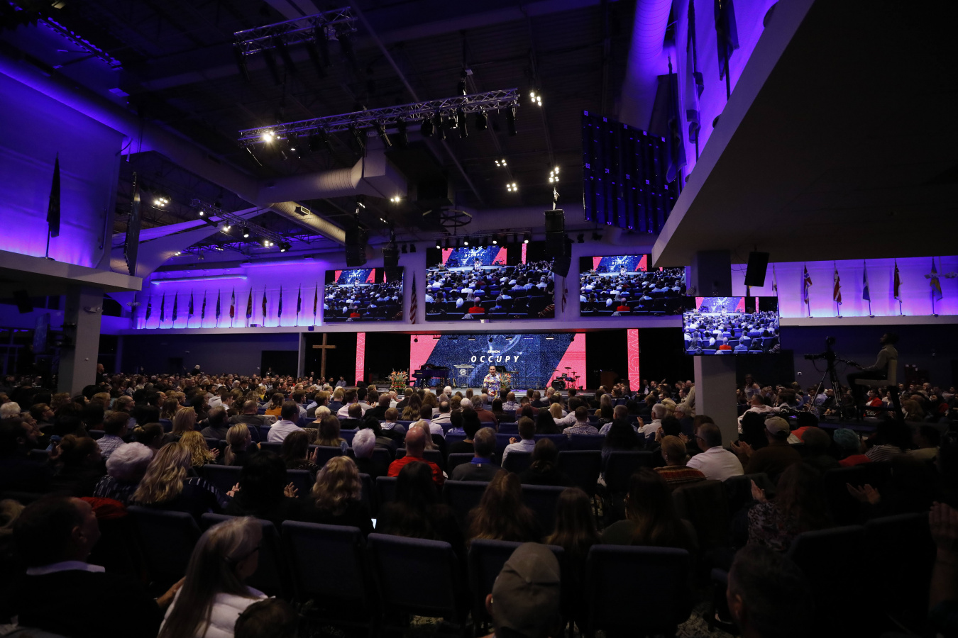 Winter Campmeeting: Occupy | Day 6