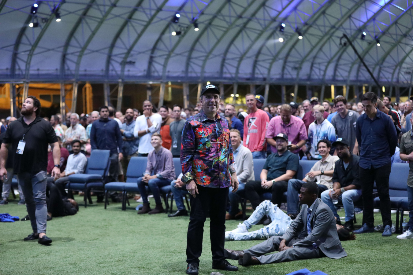 Men's Conference  Day 1